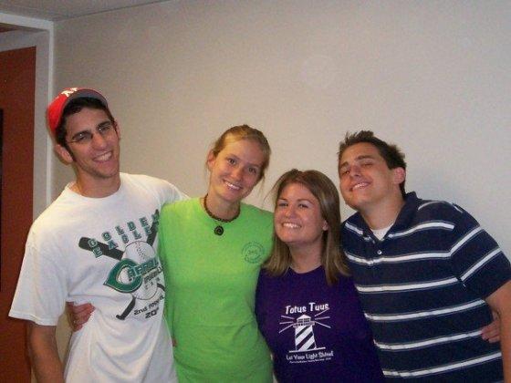Our Totus Tuus Team #5! 2006